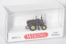 Wiking 095103 Lanz Ackerluft-Bulldog HR7 D8506 mit Mähbalken N-Spur 1:160