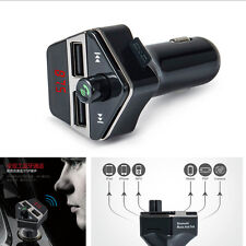 Car AUTO FM Bluetooth Wireless Handsfree Handset Speaker Mobile Phone MP3 Player