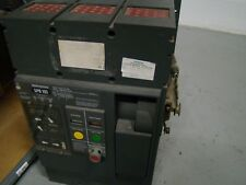 SPB100 Westinghouse Systems Pow-R Breaker 2000A, 3P with LSI and Drawout