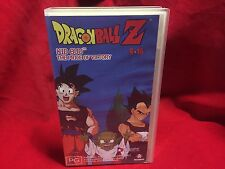 Dragon Ball Z Kid BUU The Price Of Victory VHS Video Tape Madman FUNimation