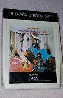 Sonny & Cher Mama Was A Rock & Roll Singer 8 Track Tape