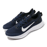 Nike Runallday 2 Midnight Navy White Black Men Running Shoes Sneakers CD0223-400
