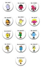 """Little Miss Naughty 25mm 1/"""" Pin Badge Button Hen Night Party Mr Men"""