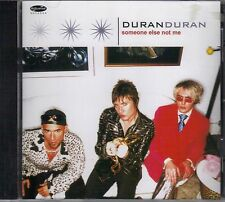 DURAN DURAN  Someone Else Not Me  2 versions  rare promo CD single with PicCover