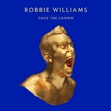 ROBBIE WILLIAMS - TAKE THE CROWN (LIMITED ROAR EDITION)  CD  11 TRACKS POP  NEU
