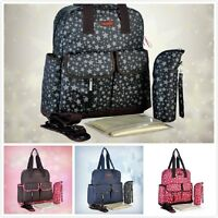 Top Quality New Fashion Baby Diaper Nappy Changing Bag Tote Bag