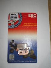 KTM 50 SX PRO SENIOR LC EBC FRONT BRAKE PADS FA325R FITS YEARS 2002TO 2003
