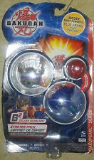 BAKUGAN starter pack Bakupearl B2 series 3 pack - Rare - NIP
