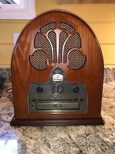 RADIO ONLY - Crosley CR32CD Cathedral Retro Vintage Table Top  AM/FM