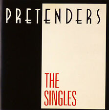 CD-Pretenders-The Singles - #a1290