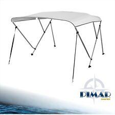 Tendalino 3 archi BEST PRICE in alluminio Ø25mm  barca, gommone 220/240 nautica