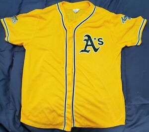 JOSH DONALDSON Promotional Oakland A's Warm-up Jersery! Never Worn/Washed!