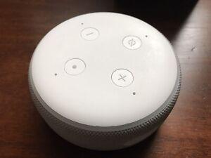 Amazon Echo Dot 3rd Generation with Alexa Voice Media Device - White