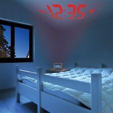 Acurite Atomic Projection Clock With Indoor Temperature - Digital - Atomic