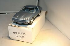 1979 Chevrolet Monza 2+2 1/24 Plastic Model Car & Box Made in USA  Mint!!