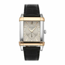 Patek Philippe GONDOLO Manual Platino Reloj Con Correa De Oro Rosa para hombre 5111PR-001