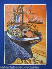 S.S.Canberra Menu Card - Dinner  Tuesday 25th  June  1974