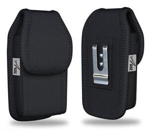 AGOZ Vertical Pouch Belt Clip Holster Carrying Case for Insulin Pump