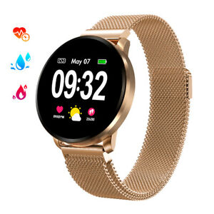 Waterproof Bluetooth Smart Watch Fitness Tracker For Android