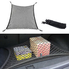 Car Trunk Rear Cargo Organizer Storage Elastic Mesh Net Holder 4 Hooks Virtuous