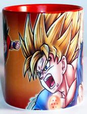 Dragon Ball Z Vegeta Goku Mug Personalized coffee cup Birthday Gif