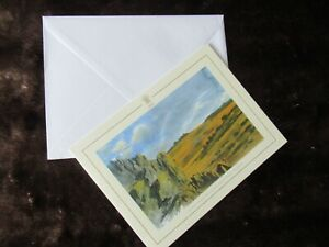 The Duchy of Cornwall Christmas Card (Reproduction Of Prince Charles Dartmoor)