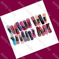 New AVON Mark. EPIC Lipstick Samples / With Built-In Primer / Travel Size ~ SALE
