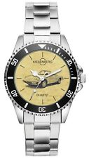 Kiesenberg Watch - Gifts for Alfa Romeo Spider Duetto Classic Car Fan 4007