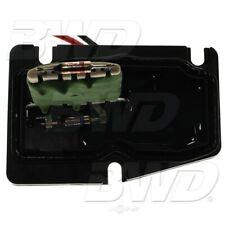 HVAC Blower Motor Resistor Front BWD RU867