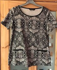 Ladies Size 10 Thick Warm Top Dorothy Perkins