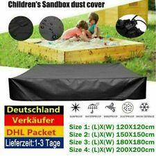Sandkastenabdeckung Sandkastenplane Abdeckplane Sandkasten Plane Mit Kordelzug