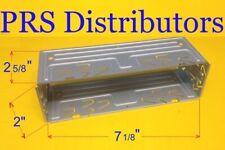 New listing Single Din Radio Mounting Sleeve Cage Alpine Single Din Radio Cage New