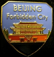China Beijing Forbidden City new hat lapel pin Hp6067