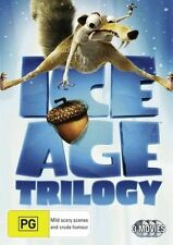 Ice Age Trilogy - Ice Age 1 / Ice Age 2 - The Meltdown / Ice Age 3 - Dawn Of The