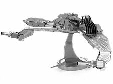 Fascinations Metal Earth Star Trek Klingon Bird-Of-Prey 3D Puzzle Model