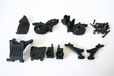 Team Losi TLR 22 2.0 Job Lot Of Mixed Spare Parts - Gearbox Cases, Hubs, Mounts