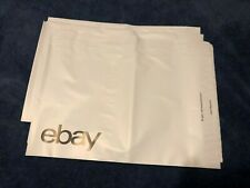 """30 Pack Ebay Branded Poly Shipping Mailers Envelopes 11 1/2"""" x 9"""""""