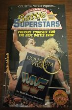 WWE 2nd Annual Battle of the WWF Superstars NEW SEALED VHS Video Roddy Piper