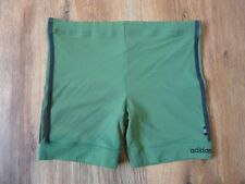 Vintage Womens Adidas Shorts Gym Yoga Stretchy Size 14 D42 (S261)