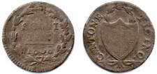 31A # Svizzera-Ticino - 3 soldi 1838 -  Qualita':MB