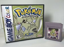 Pokemon Prism ROM Hack Fan Game Nintendo Gameboy Color Red Blue Crystal Hack