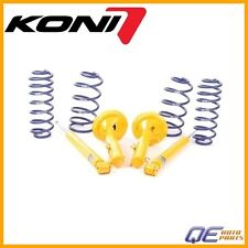 Front Volkswagen Golf Jetta 2000 2001 - 2006 Suspension Kit Koni Sport 11405261