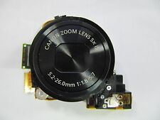 For Canon PowerShot S120 IS lens assembly + CCD sensor repair parts