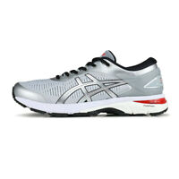 Asics Mens Gel-Kayano 25 Running Shoes Trainers Sneakers Silver Sports