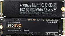 Samsung - 970 EVO 500gb NVMe M.2 MZ-V7E500