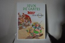 JEUX DE CARTES COLLECTION ASTERIX LEGIONNAIRE  ATLAS COMPLET BOARD GAME