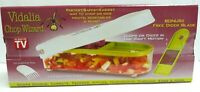 Vidalia Chop Wizard from As Seen On TV Vegetable and Fruit Chopper and Dicer