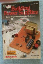 Radio Shack Archer Building Power Supplies