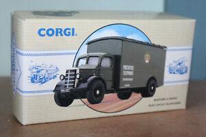 CORGI CLASSICS 1:50  BEDFORD O SERIES BOX VAN - POST OFFICE TELEPHONES 97125