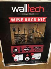 Walltech Wine Rack